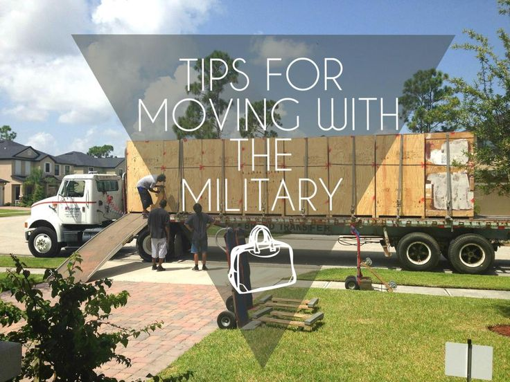 Tips for Moving with the Military | PCS Tips