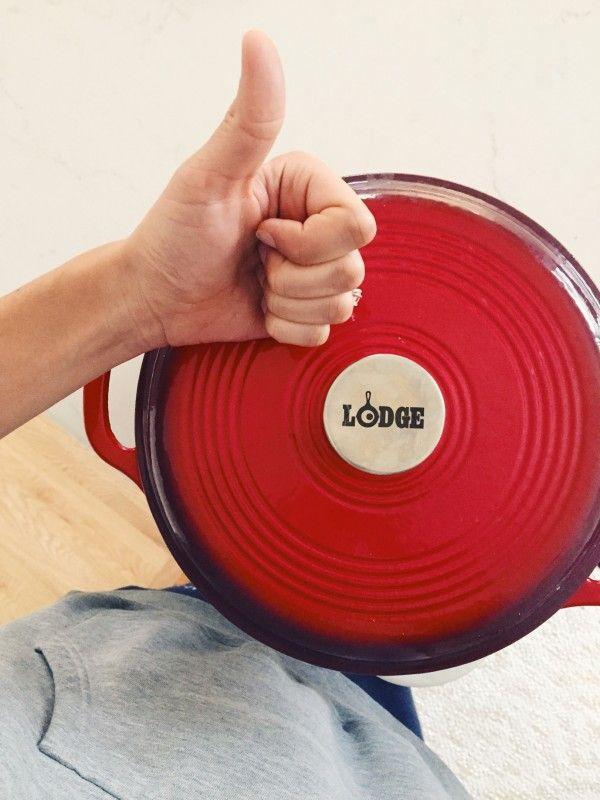 Lodge Dutch Oven Recipe Ideas