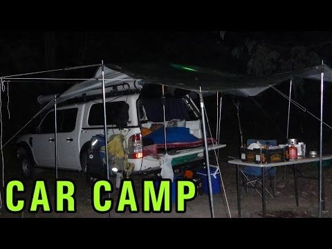 Car Camping Tips and Tricks