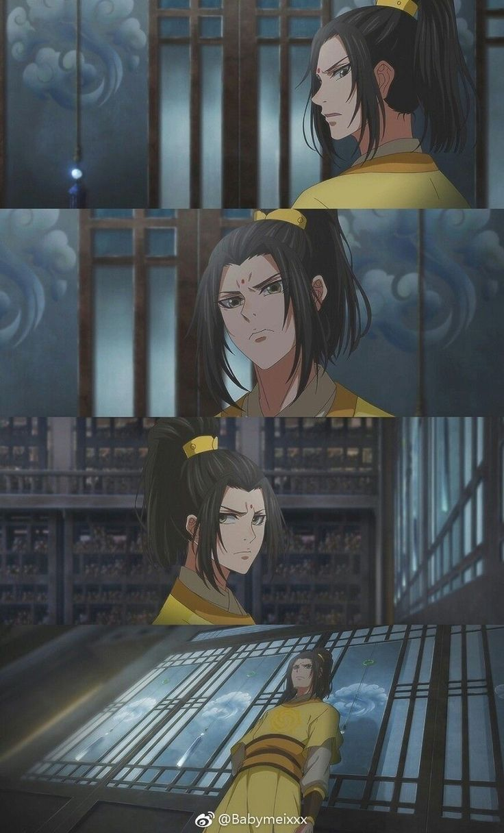 Joke, Sweet and Romance moments of MDZS characters