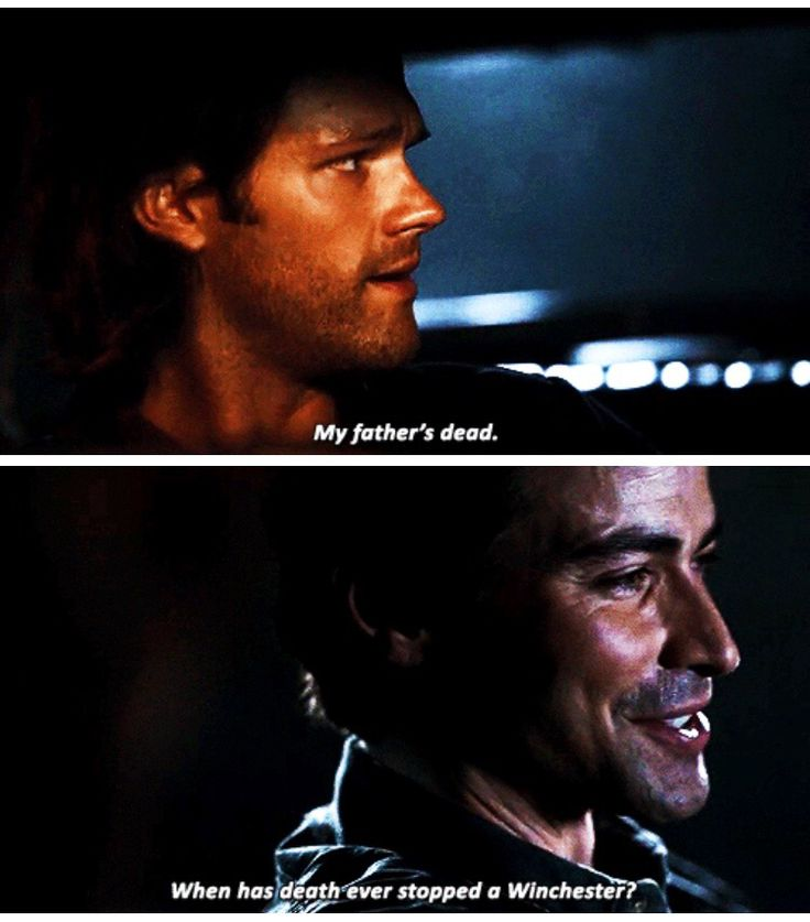 """Lucifer Supernatural Season 5: """"When Has Death Ever Stopped"""
