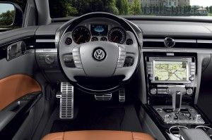 Volkswagen Phaeton Returning to US line up...
