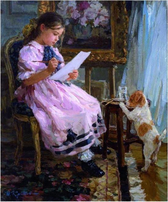 LES PEINTRES RUSSES 473ae6a900365b2b1c3007d1dcb4fb46--russian-painting-painting-art