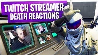 Killing Fortnite Twitch Streamers With Reactions Fortnite Funny