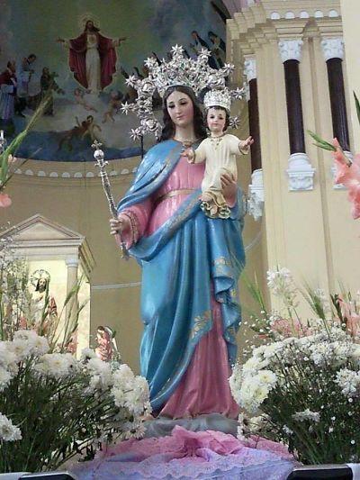 ORACIÓN A LA VIRGEN MARÍA AUXILIADORA PARA PEDIR UN MILAGRO