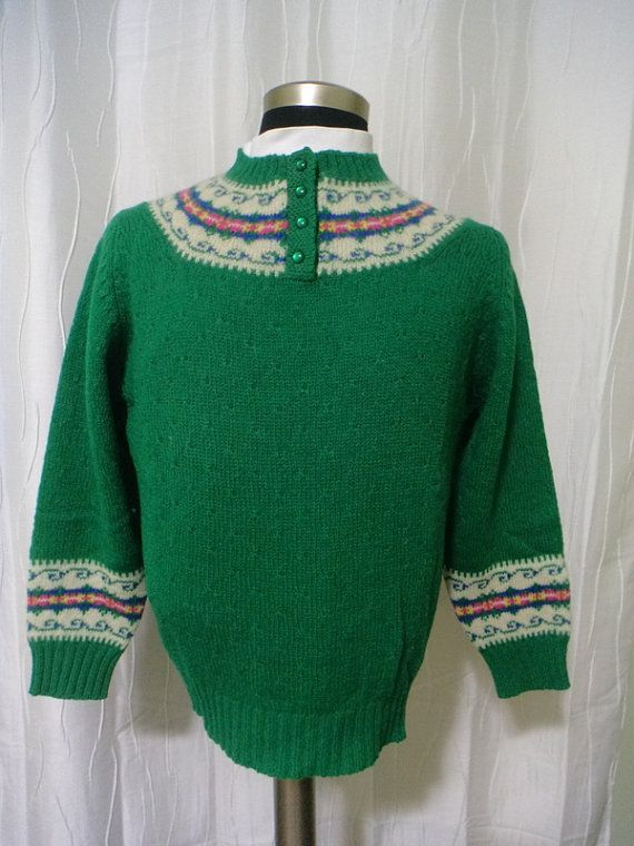 44 best Nordic Sweaters images on Pinterest | Fair isles, Fair ...