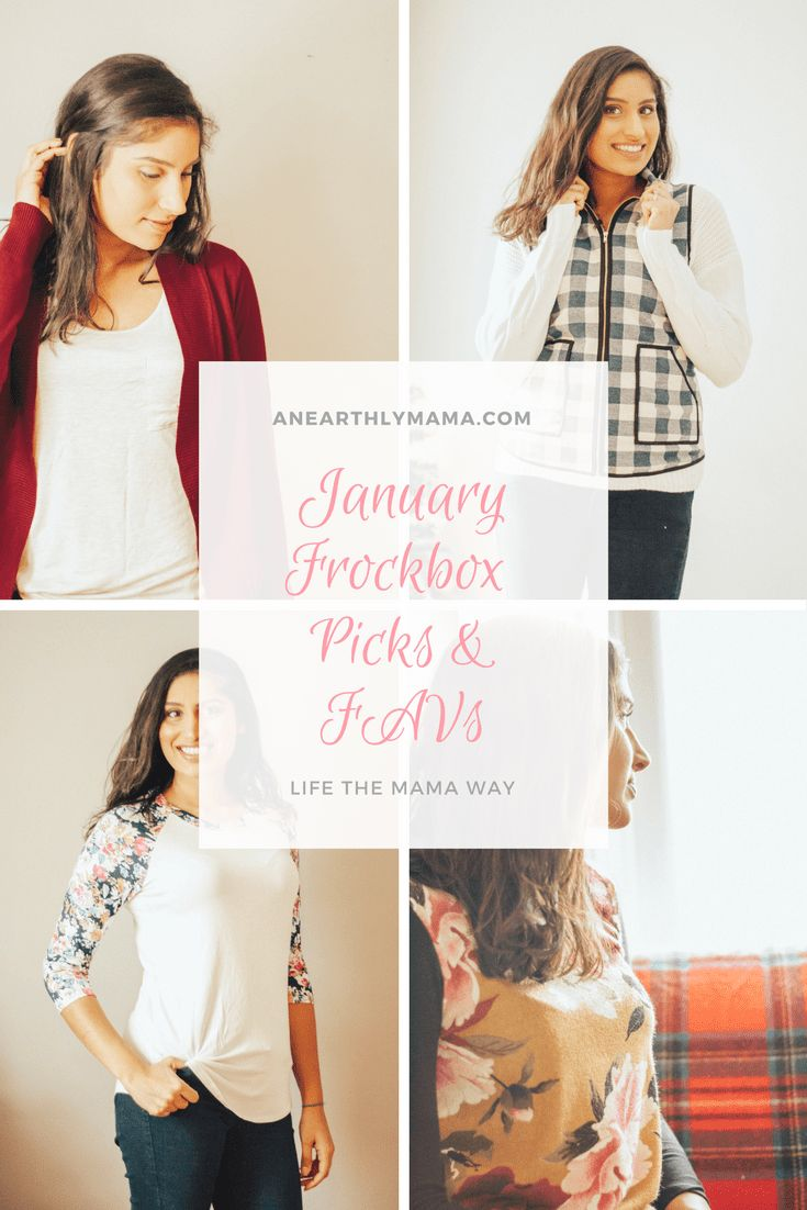 JANUARY FROCK BOX PICKS + FAVOURITES - Earthly Mama