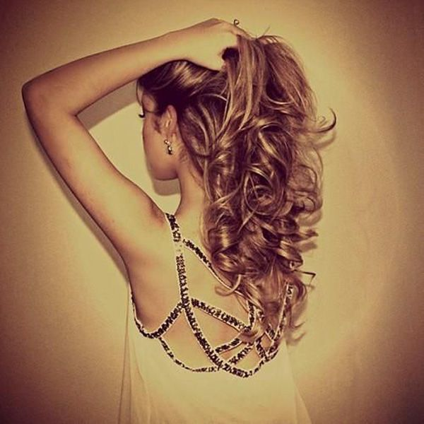 40 Cute Curly Hairstyles | Cuded