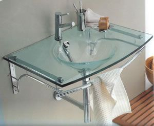 Regia 744309 Glass Sink