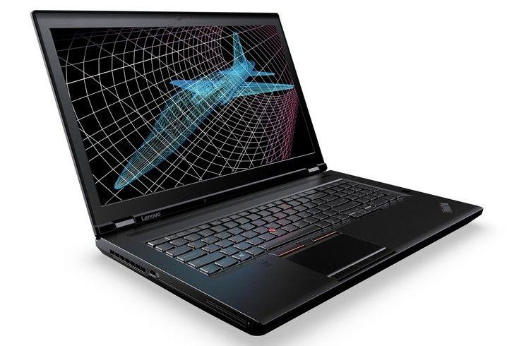 Мобильные рабочие станции Lenovo ThinkPad P51 ThinkPad P51s и ThinkPad P71 получили порты Thunderbolt 3