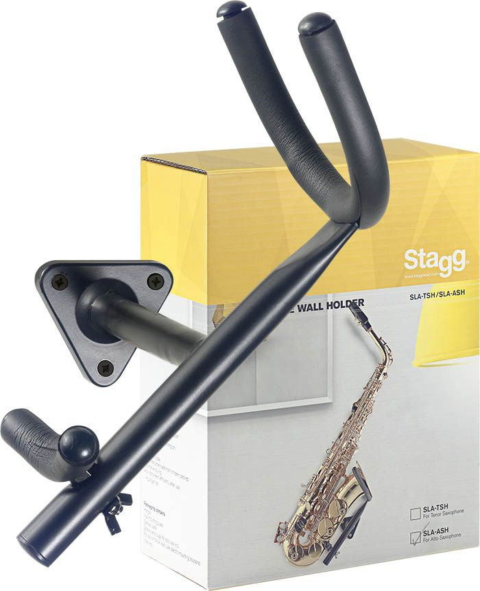Wall Mount Holder For Alto Saxaphone Angels Bedroom