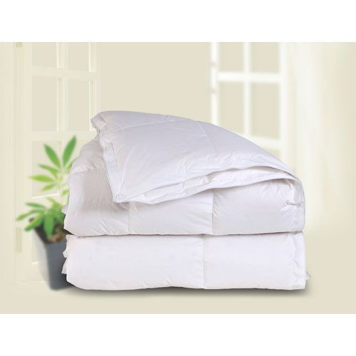 3-IN-1 Anytime White Oversized King Comforter - (In No Image Available)