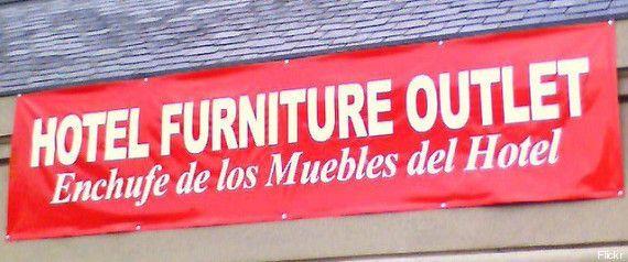 ¿Enchufe de muebles?