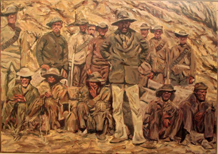 Boer militias