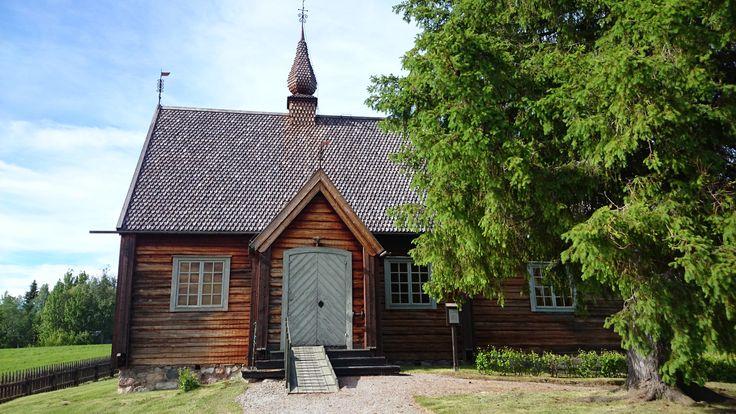 Kyrkan i Gråträsk, Norrbotten