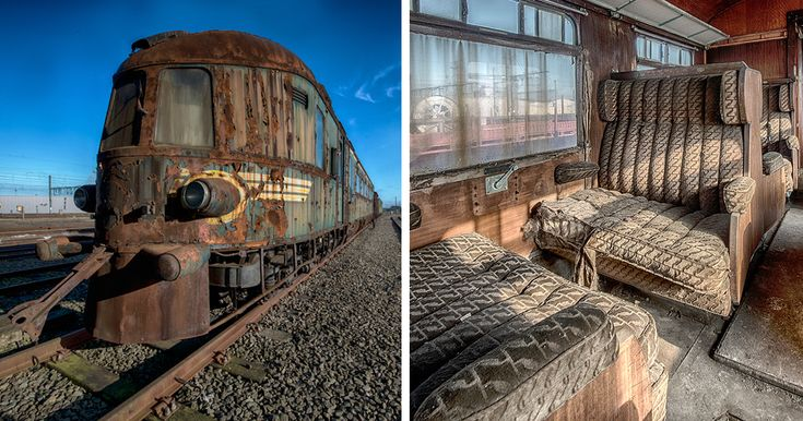 A Rotterdam-based urban photographer who goes by the name of Brian has managed to capture a piece of history that's slowly fading into oblivion, namely the Grand Orient Express. The train that defined luxury back in 1883 when it was launched by the Compagnie Internationale des Wagons-Lits (CIWL).
