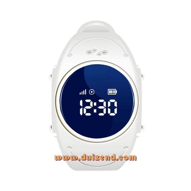 Waterproof Gps horloge met wifi tracking en setracker app Lebara sim