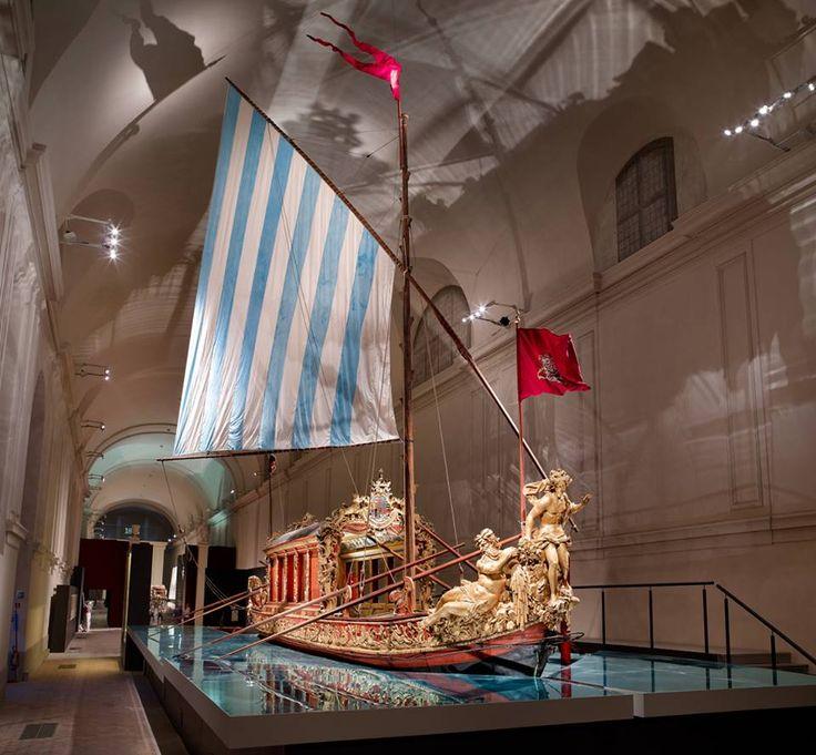 Barca Sublime La Scuderia Grande Juvarriana è uno degli spazi architettonici più imponenti della Venaria e del barocco europeo!