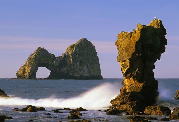 Oregons Mack Arch