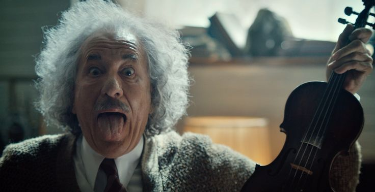 Genius I Einstein I Super Bowl