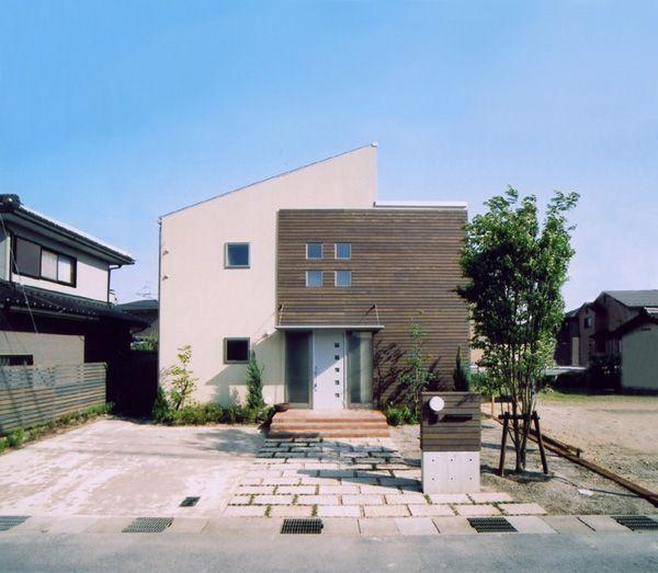 外観デザイン ヴィータ・モデルナ 商品情報 滋賀で新築・注文住宅ならノブワークス・材信工務店
