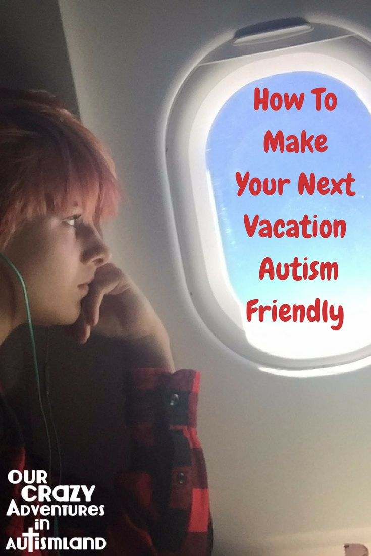How to make your next vacation autism friendly looks at ways to set your family up for success despite the challenges autism can bring when traveling. via @pennyrogers