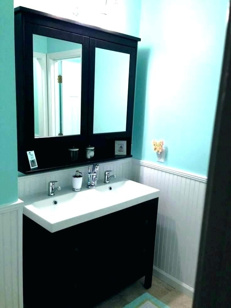 Double Vanity Ideas For Small Bathrooms A Couple S Dream In 2020 Small Bathroom Vanities Double Sink Small Bathroom Double Vanity Bathroom