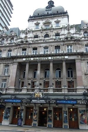 London - Her Majesty's Theatre
