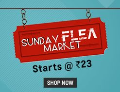 Shopclues Sunday Flea Market Offer : All Product at Wholesale Rate - Best Online Offer