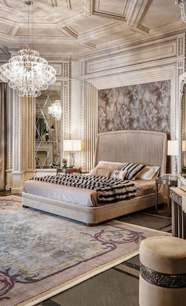 59 New Trend Modern Bedroom Design Ideas For 2020 Part 13 Modern Bedroom Design Luxurious Bedrooms Modern Living Room Interior