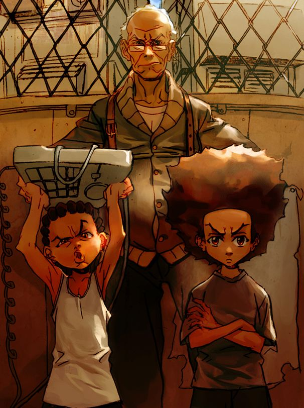 The Boondocks Will Be Back Next Year   Advanced Placement