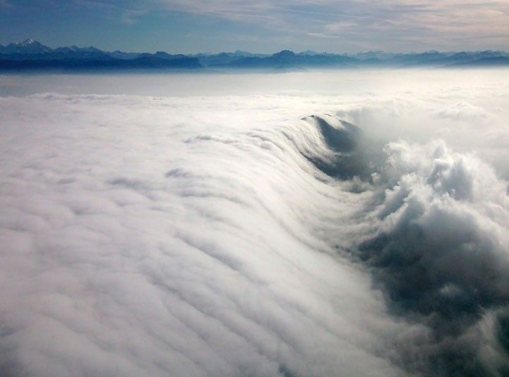 From:  Clouds That Look Like Things (a new book from the Cloud Appreciation Society)