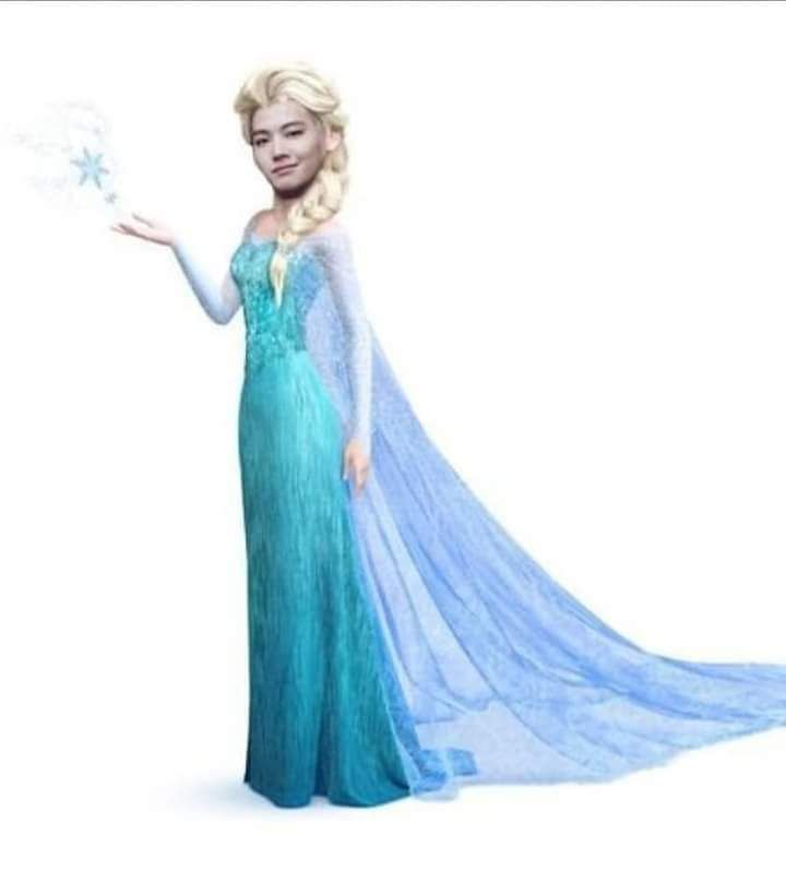 Memes De Got7 Elsa Frozen Elsa Disney Princess Dresses