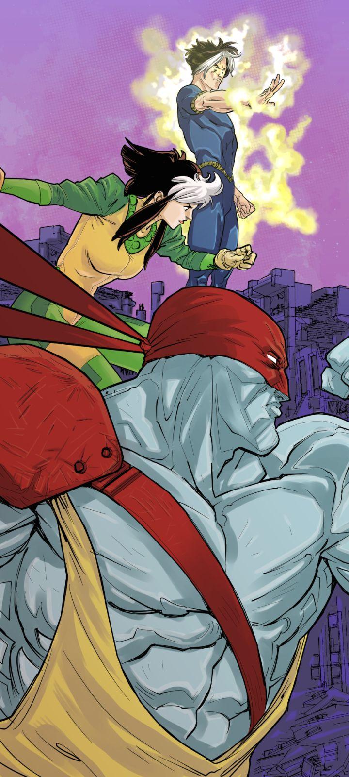 Nate Grey - X-Man & Mutant Shaman Appreciation - Page 8