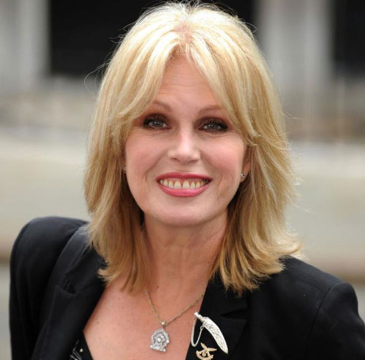 Joanna Lumley, will always be patsy to me.