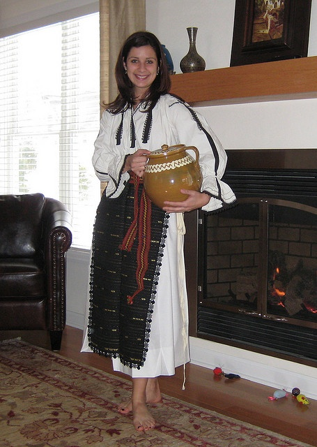 Romanian Traditional Dress | Flickr - Photo Sharing!