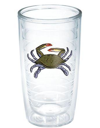 Blue Crab tumbler