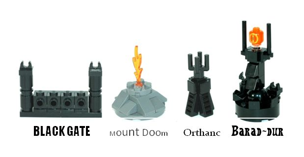 LEGO Ideas - Lord of the Rings Advent Calendar