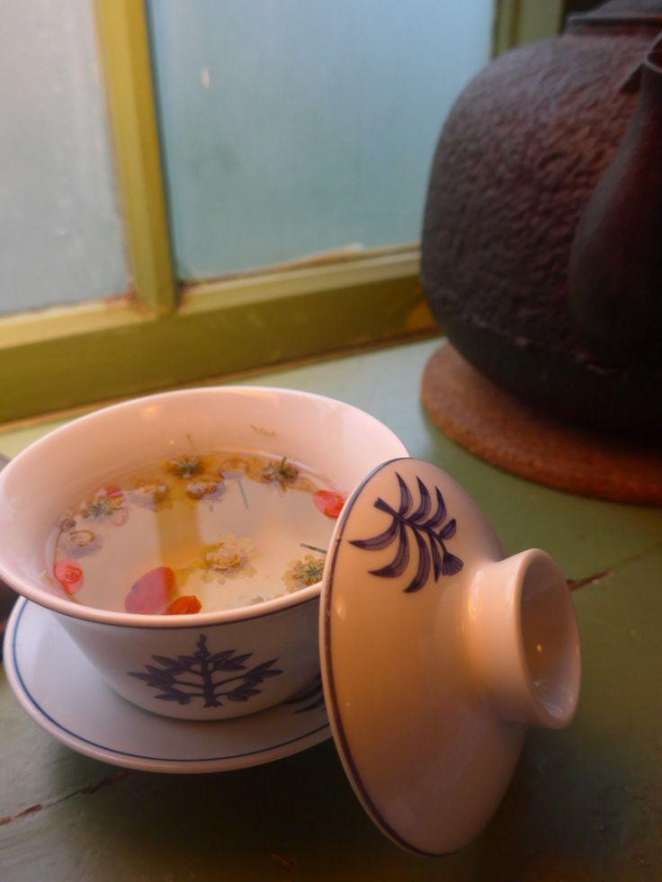Tea Time ;> in Taipei
