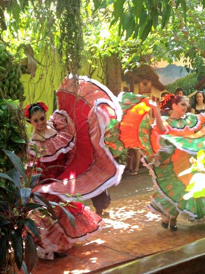 Mazatlan Mexico - Traditional Entertainment in El Quelite