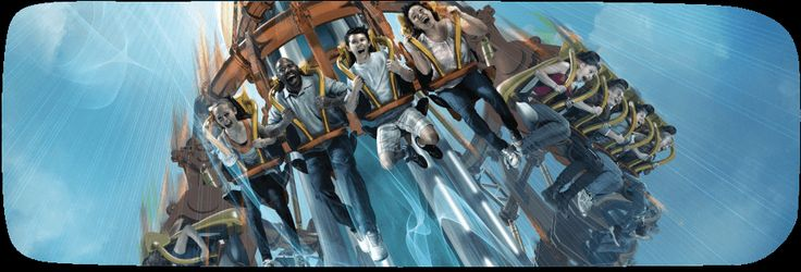 Falcon's Fury - Opening later this summer | Busch Gardens Tampa  Inaugura logo!!! Estamos loucos para despencar!