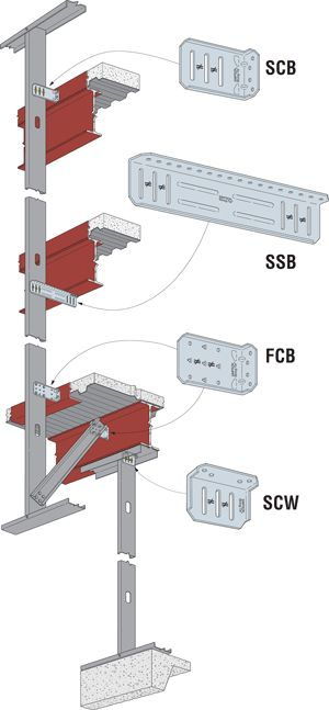 Metal Curtain Wall Details : Best images about walls metal stud curtain on pinterest