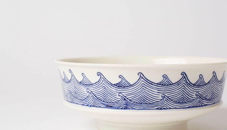 Renaud Sauve - Large Waves Bowl