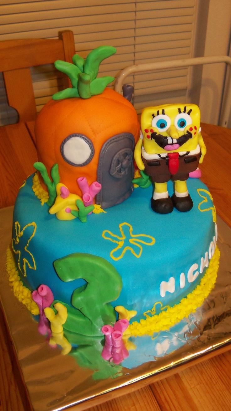 93 best Spongebob birthday partys images on Pinterest Sponge