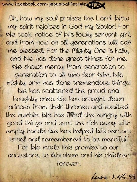 Marys Songke 146 55 My Faith God Marys Song Bible
