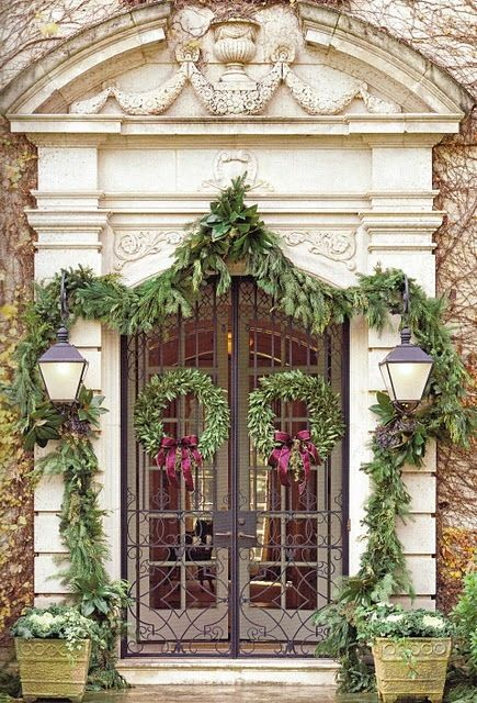 Lovely Christmas decor ♛BOUTIQUE CHIC♛