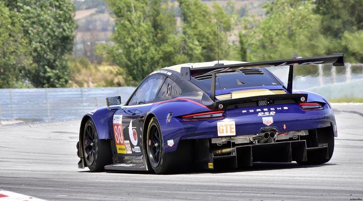 Porsche 911 RSR / Fabio Babini / ITA / Marco Frezza / ITA / Edward-Lewis Brauner / DEU / EBIMOTORS