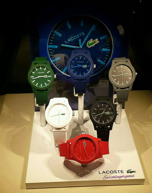 Lacoste Polo Watch L.12.12. Manila Launch - Earthlingorgeous