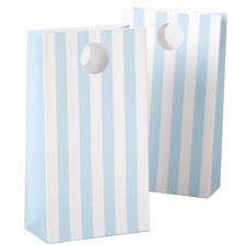Powder Blue Lolly Bags