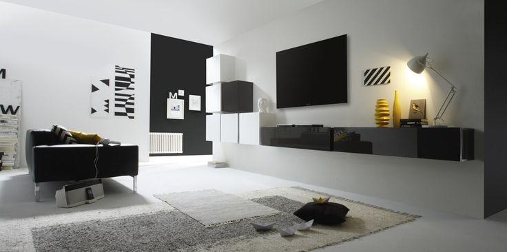 Έπιπλα Σπιτιού - Σύνθεση Τοίχου Linea Color 23